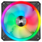 CorsairiCUE QL120 RGB 120mm PWM Single Fan